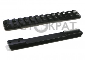 Основание Recknagel Weaver на Remington 700 short артикул 57050-0012