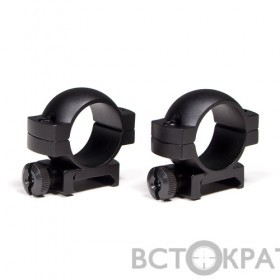Кольца Vortex Hunter 26mm (низкие) #RING-L